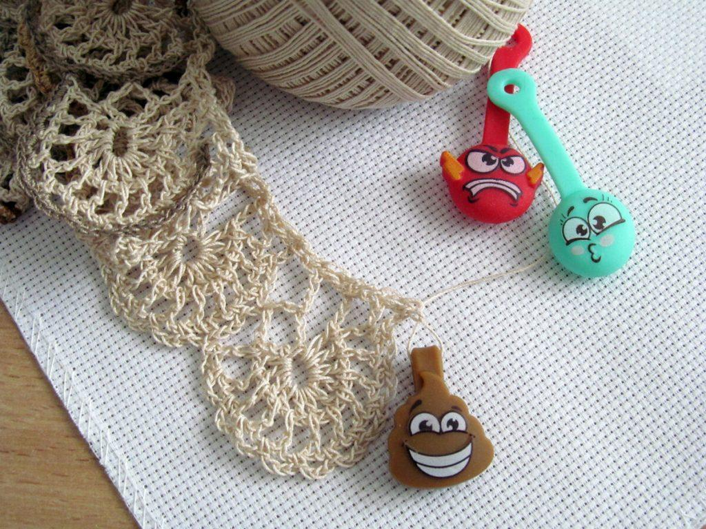 Скрепыши для вязания